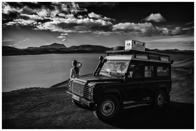"""Frostastaðavatn / Landmannalaugar (64°0'50"""" N 19°2'45"""" W)"""